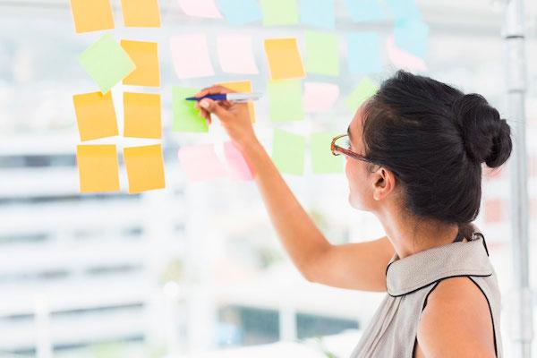 Organização das suas ideias