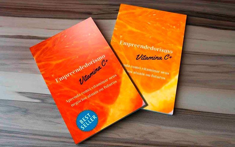 Livros sobre emprendedorismo sobre a mesa